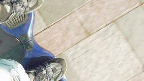 Ехать самокат электрической собственной личности hoverboard балансируя