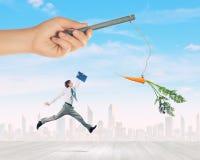 деятельность мотивировки взрослого бизнесмена дела возмужалая Стоковое Изображение RF