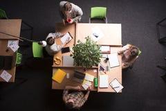 деятельность людей офиса дела Стоковые Фотографии RF