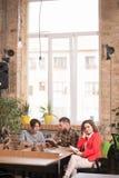 деятельность людей офиса дела Стоковое Изображение RF