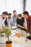 деятельность людей офиса дела Стоковое Фото