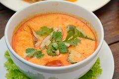 Еда †супа Тома Yum «тайская Стоковое фото RF
