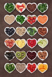 Еда вытрезвителя диеты Стоковое Фото