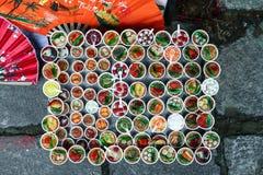 Еда Вьетнама Стоковое Изображение RF