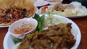 Еда Вьетнам Стоковое Изображение RF