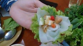 Еда Вьетнам Стоковые Изображения