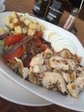 Еда еды еды Стоковые Фотографии RF
