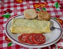 Еда завтрака Стоковые Фото