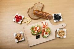 еда здоровая Стоковое Изображение RF