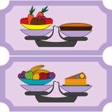 еда здоровая Стоковая Фотография RF