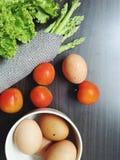 еда здоровая Стоковая Фотография