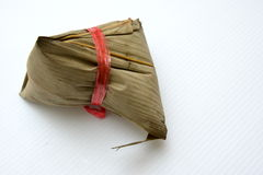 Еда китайца Zongzi Стоковое Изображение RF