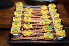 Еда коктеиля Стоковое Фото