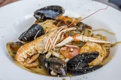 Еда морепродуктов стоковые фото