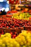 Еда от Ла Boqueria, Барселоны Стоковые Фото