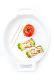 Еда перста Стоковая Фотография RF