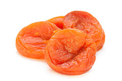 Еда помадки плодоовощ высушенного абрикоса Стоковые Изображения