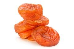 Еда помадки плодоовощ высушенного абрикоса Стоковое Изображение