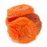 Еда помадки плодоовощ высушенного абрикоса Стоковые Фото