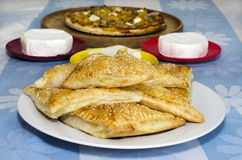 Еда праздника Shavuot еврейская стоковые изображения rf