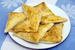 Еда праздника Shavuot еврейская стоковая фотография