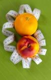еда принципиальной схемы здоровая Стоковое Изображение RF