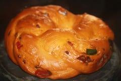 Еда рождества, плита обедающего, еда закуски, здоровая, Стоковые Фото