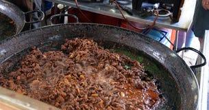 Еда рынка Стоковая Фотография RF