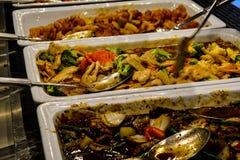 Еда смеси Стоковые Фотографии RF