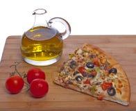 еда среднеземноморская Стоковое Изображение RF