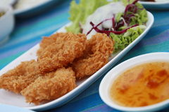 Еда Таиланда Стоковые Изображения RF