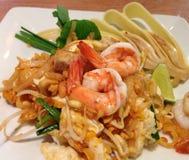 еда тайская Стоковые Изображения
