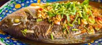 еда тайская Стоковые Фото