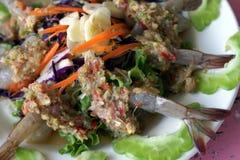 еда тайская Стоковое Изображение