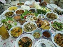 еда тайская Стоковое фото RF