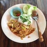 еда тайская Стоковая Фотография
