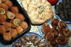 еда традиционная Стоковые Фото