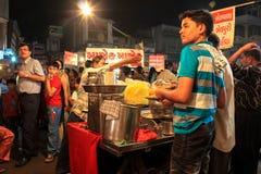 Еда улицы Стоковые Изображения