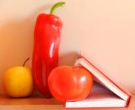 Еда для разума Стоковые Изображения