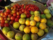 Еда для салата Стоковое Фото