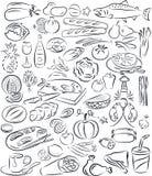 Еда Стоковые Изображения