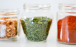 Еда & Condiments Стоковые Фотографии RF