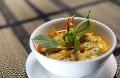 Еда Khmer Стоковое Изображение