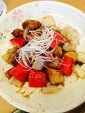 Еда OISHI Японии Стоковое фото RF