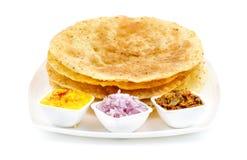 Еда Pakwan Стоковые Изображения RF