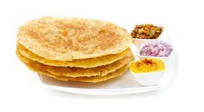Еда Pakwan Стоковые Изображения