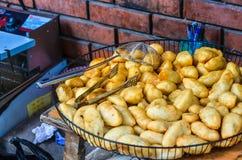 Еда ` s Вьетнама, еда улицы Стоковая Фотография