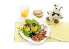 Еда ` s детей Стоковое Изображение RF