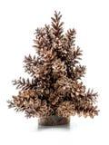 Елевая рождественская елка конуса Стоковое Изображение
