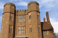 Елизаветинские башни замка в Kenilworth, Великобритании Стоковое Изображение RF